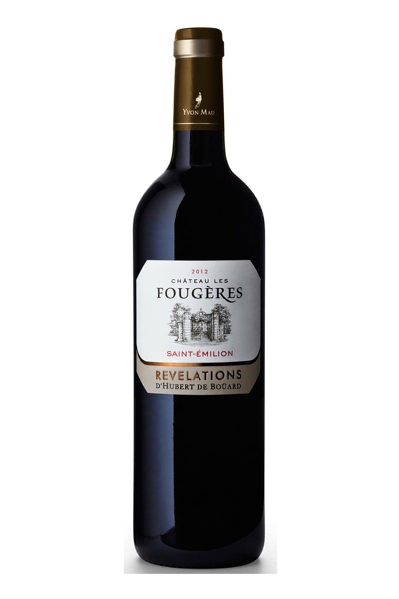 法國富爵堡精釀紅酒2012