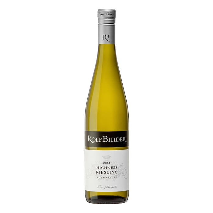Rofl Binder - Highness Eden Valley Riesling 2015