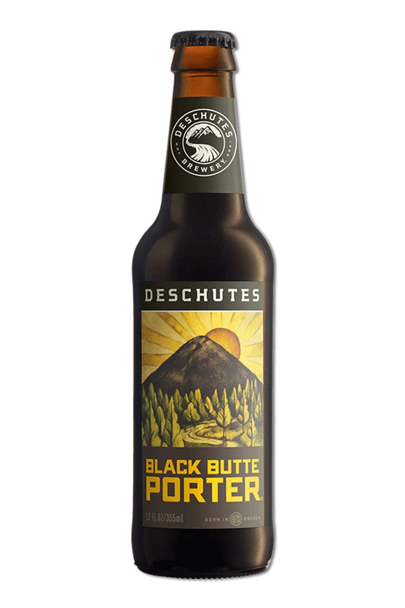 「黑山」 波特黑啤酒