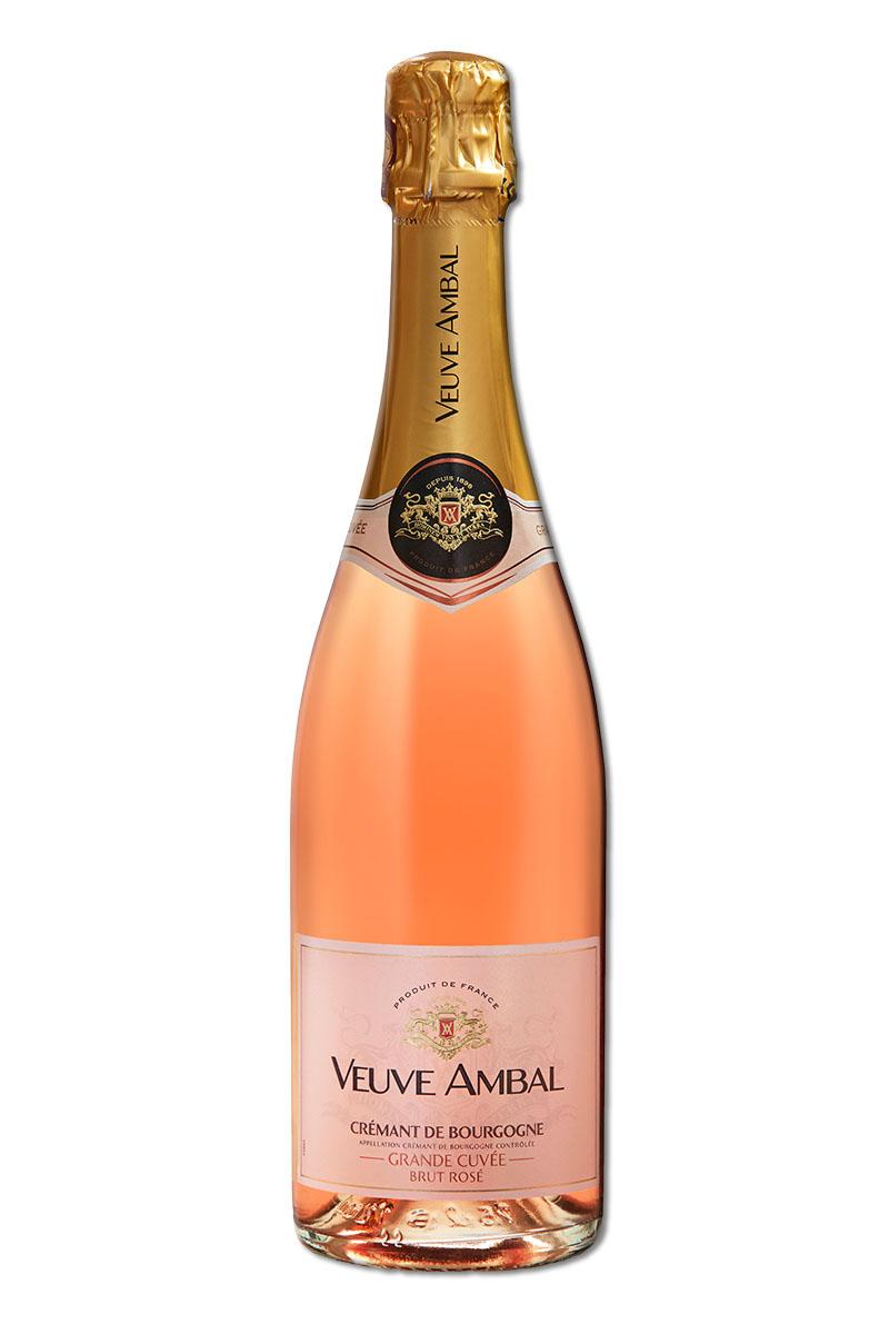 法國 粉紅酒 > 安柏夫人酒莊 安柏夫人 布根地粉紅氣泡酒