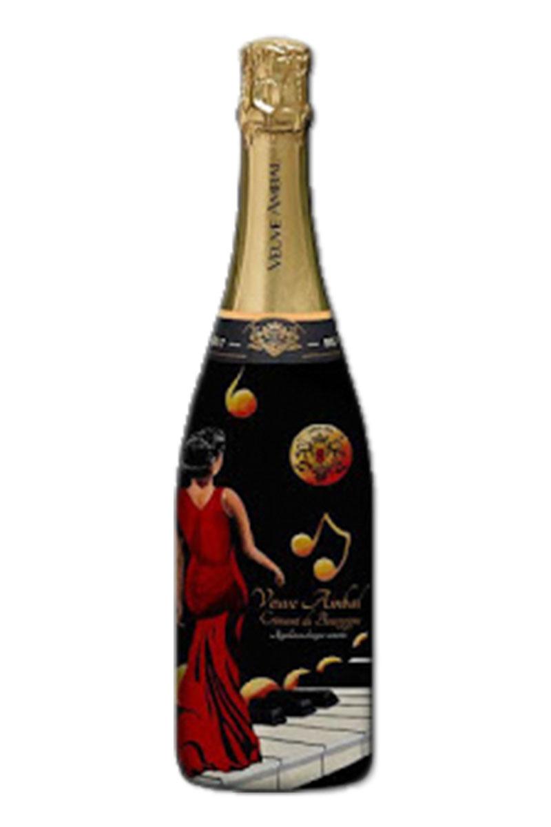 法國 紅酒 > 安柏夫人酒莊 爵士女伶 經典布根地氣泡酒 年度限定款