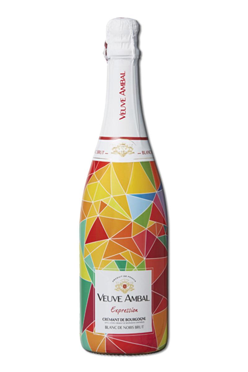 法國 氣泡酒 > 安柏夫人酒莊 萬花筒 經典布根地黑中白氣泡酒