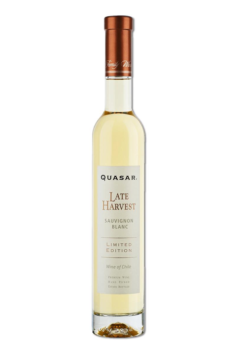智利 甜酒 > 葵莎酒莊 白蘇維濃晚摘甜白酒 375ml