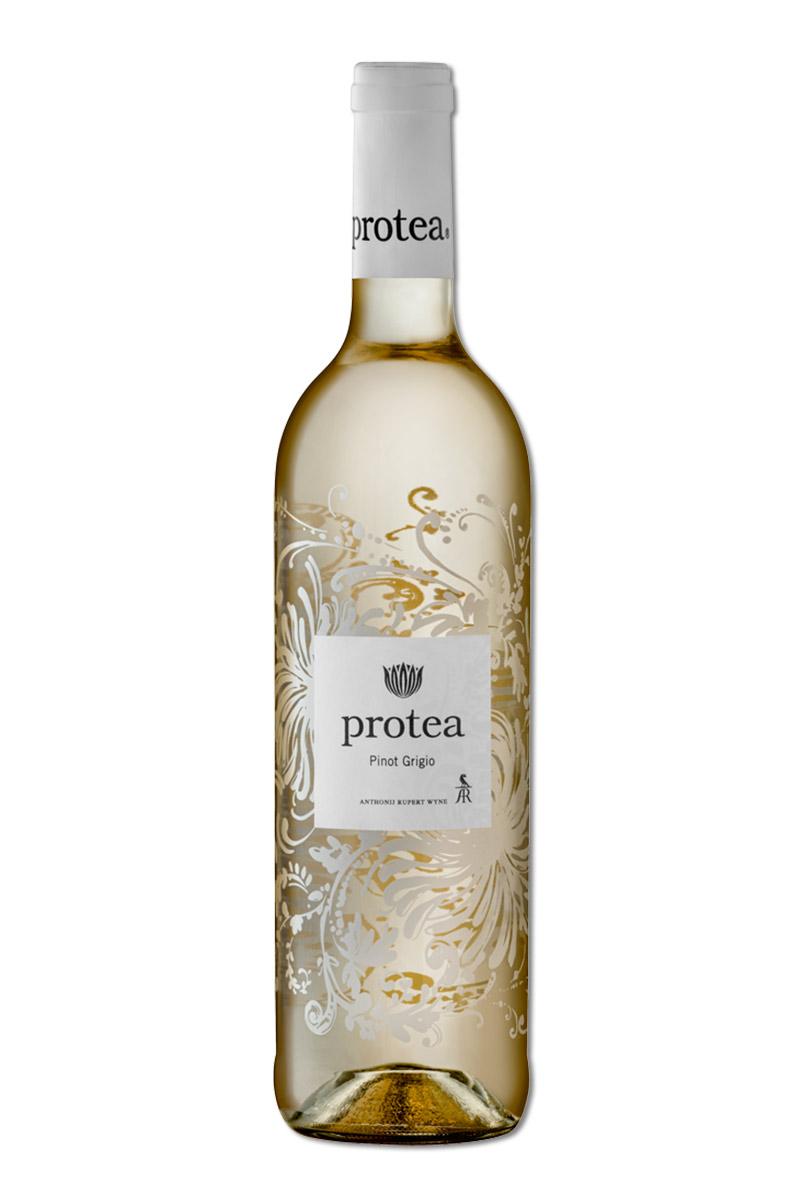 南非 白酒 > 魯伯特酒莊 海神花灰皮諾白酒 2018