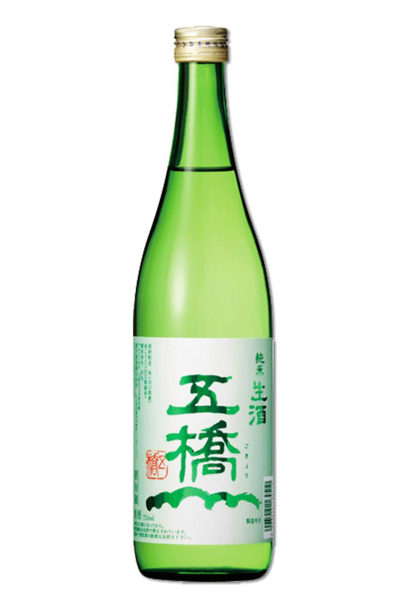 五橋純米生酒 720ml