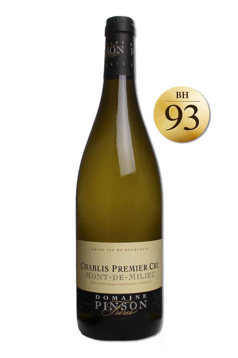法國 夏布利 白酒 > 賓森兄弟酒莊 夏布利一級園白酒