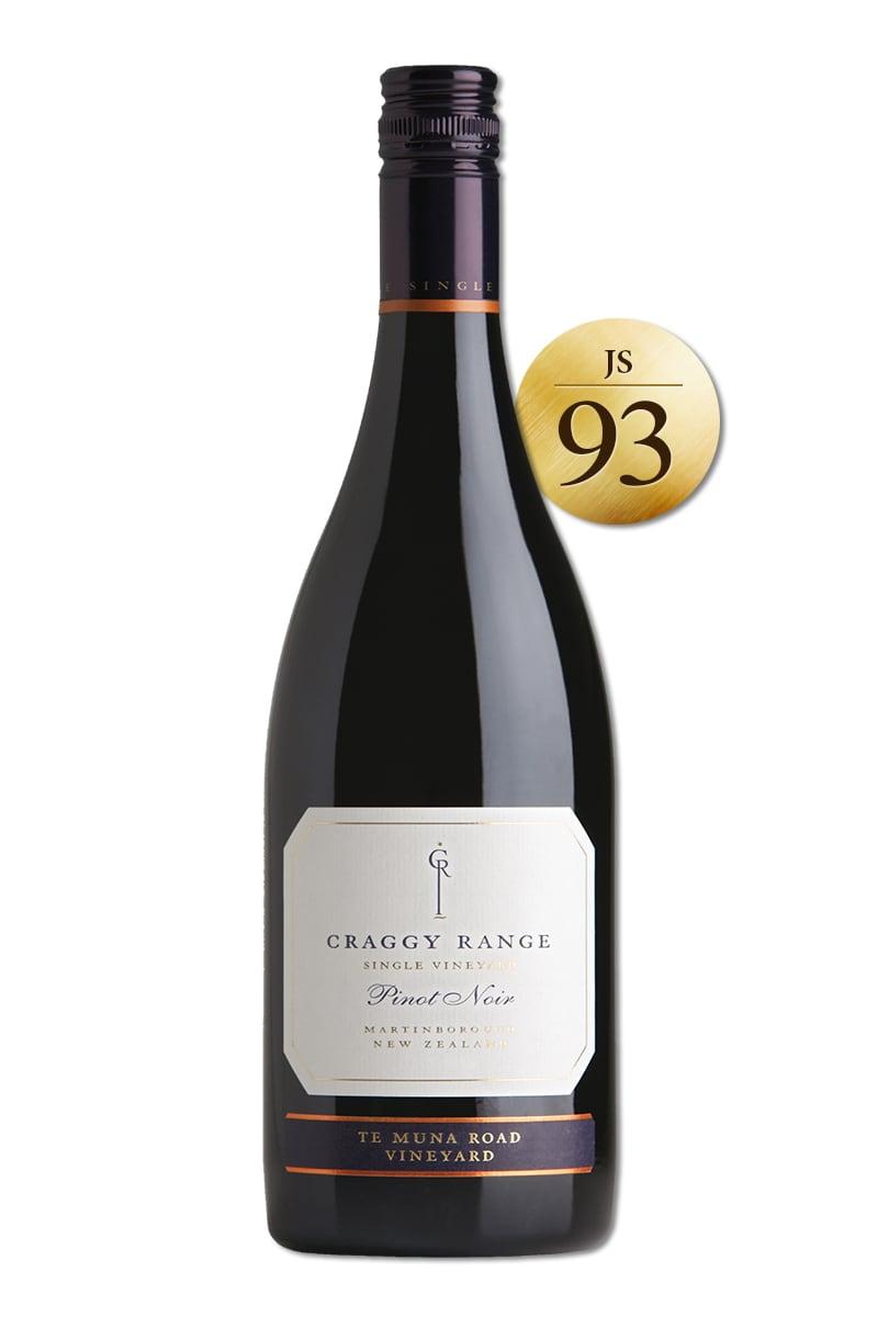 紐西蘭 紅酒 > 克拉吉酒莊 田姆納 黑皮諾精釀紅酒 2013