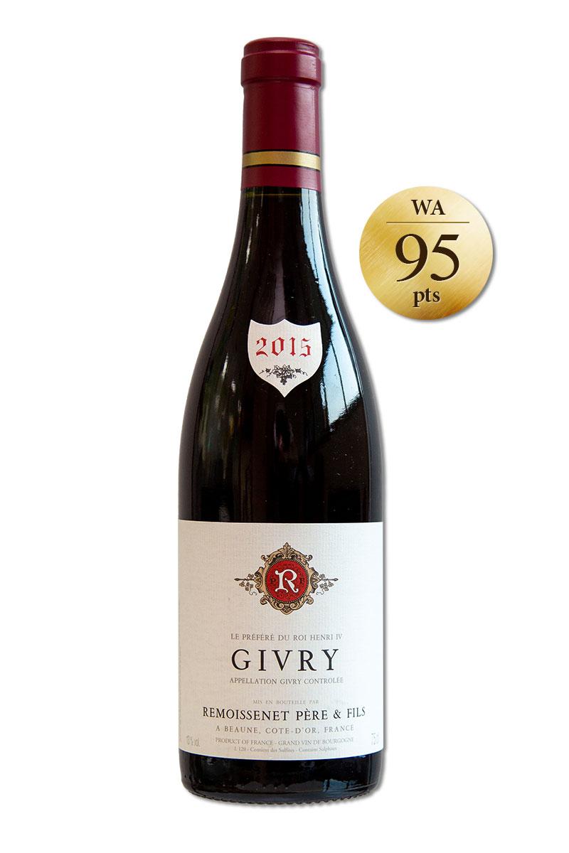 法國 紅酒 > 賀莫瑟內 吉弗里 村莊級紅酒 2015 (完售補貨中)