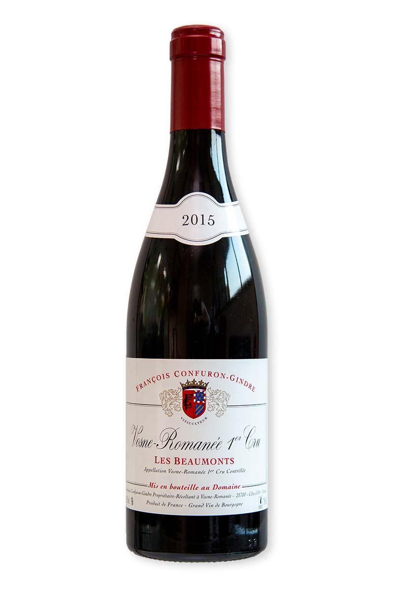 法國 布根地 紅酒 > 恭弗宏-讓德酒莊 馮內-侯瑪內一級園 波蒙 2015