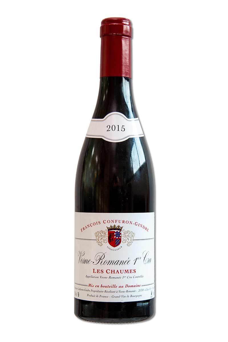 法國 布根地 紅酒 > 恭弗宏‧讓德 馮內-侯瑪內一級園 休姆紅酒