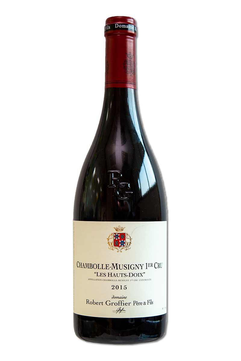 法國 布根地 紅酒 > 侯伯葛菲耶酒莊 香波-蜜思妮 上多瓦園一級園 紅酒