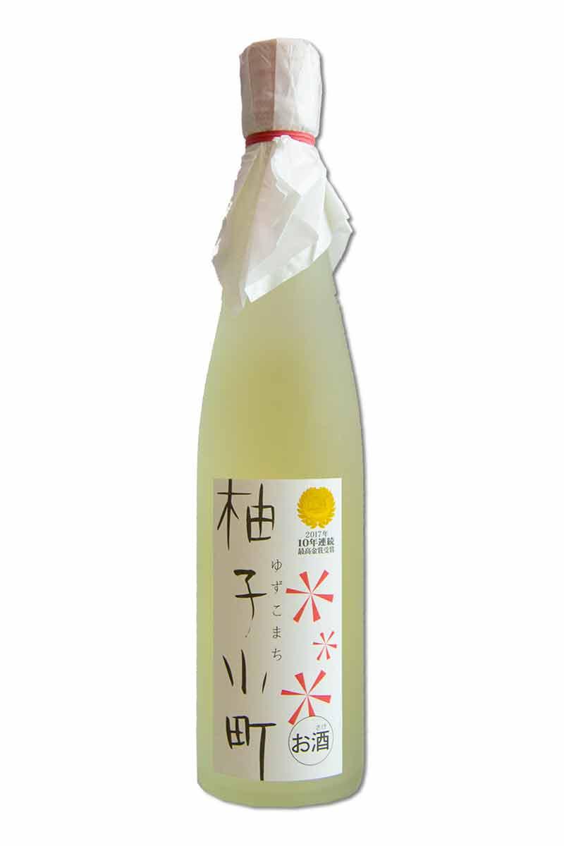 壹岐之藏 柚子小町 柚子利口酒  500ML