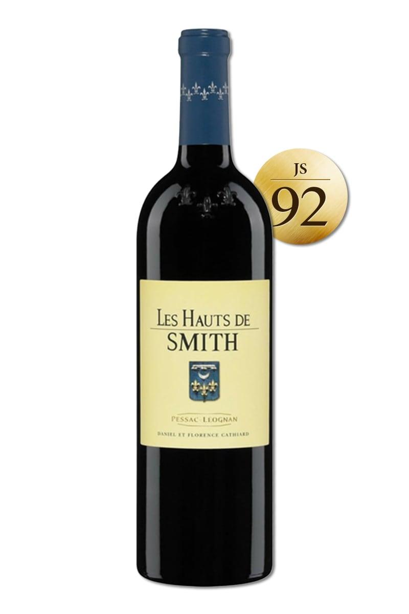 法國 史密斯拉菲特酒莊 二軍紅酒 2013