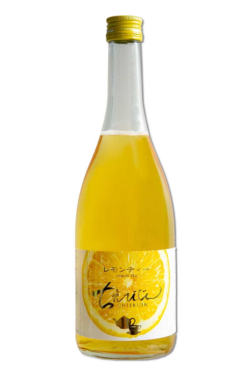 智惠美人檸檬茶酒