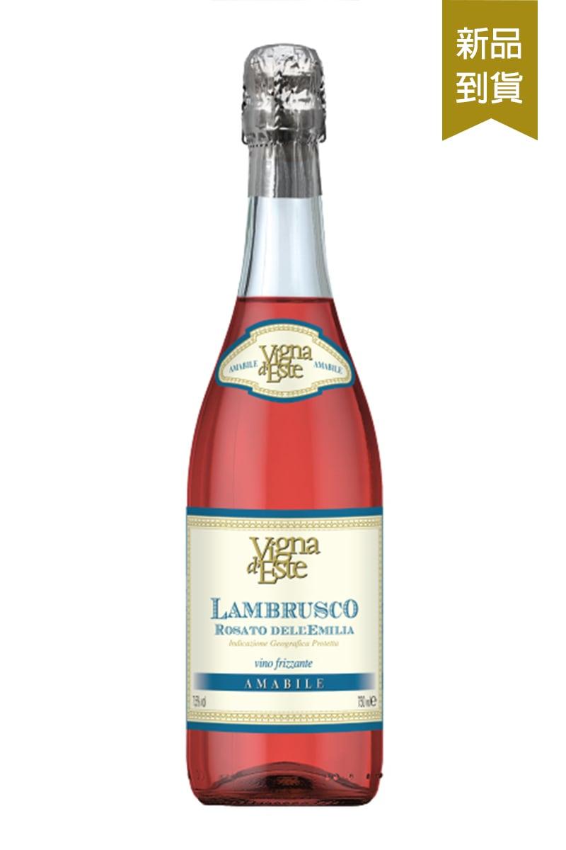 維納斯特蘭布斯柯微氣泡粉紅酒2012