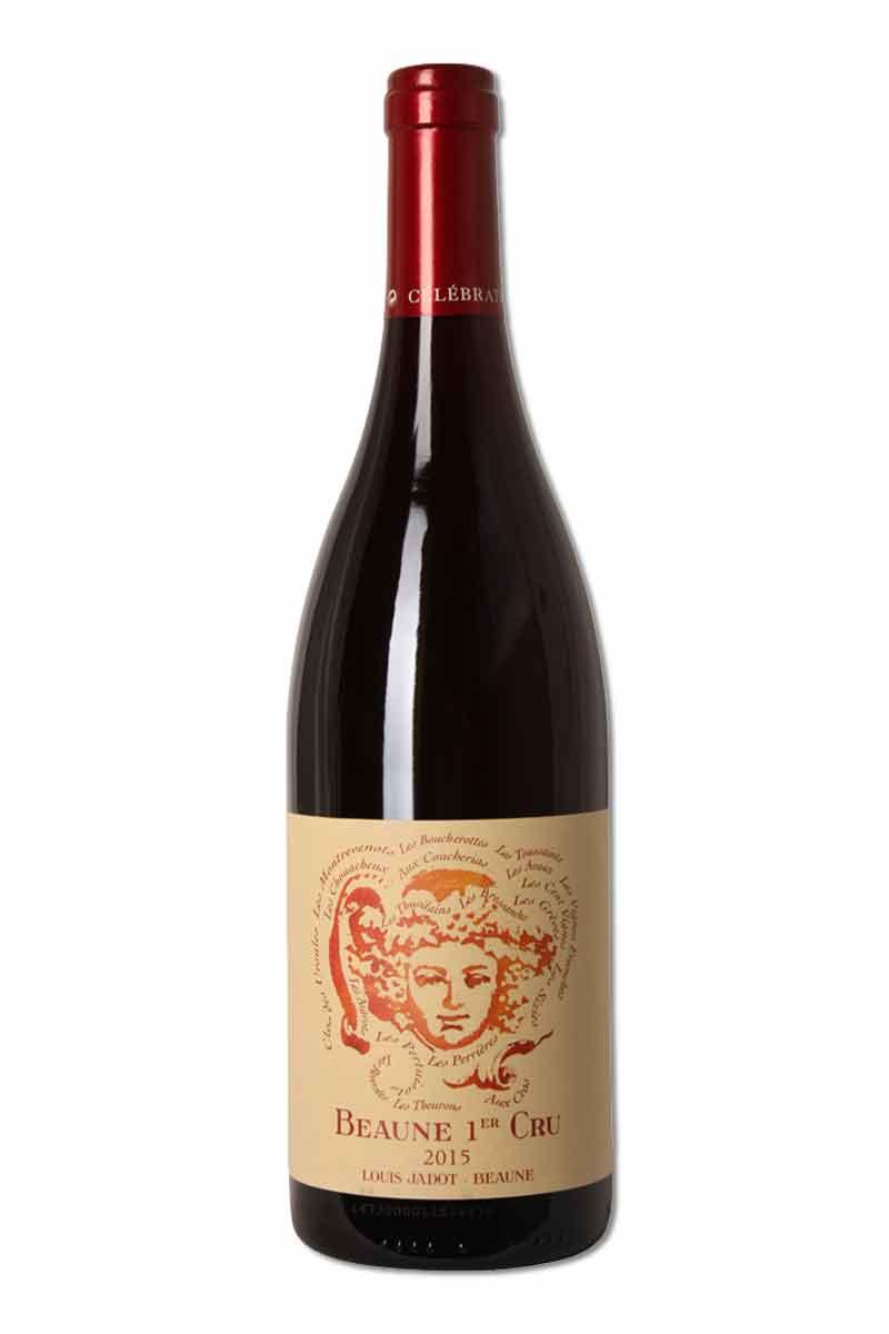 法國 布根地 紅酒 > 路易佳鐸 165 週年紀念款 伯恩區一級莊園紅酒 2015