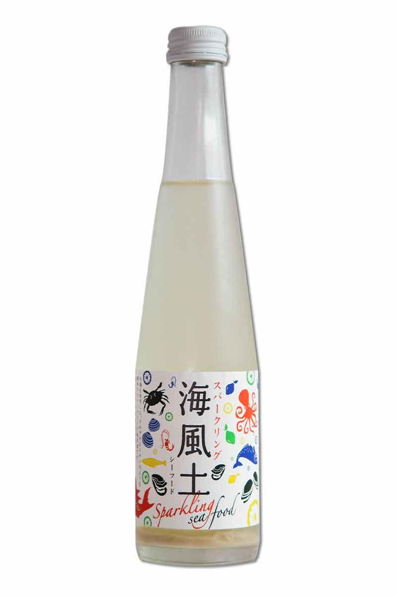 富久長 海風土 Sparkling 純米酒 300ML