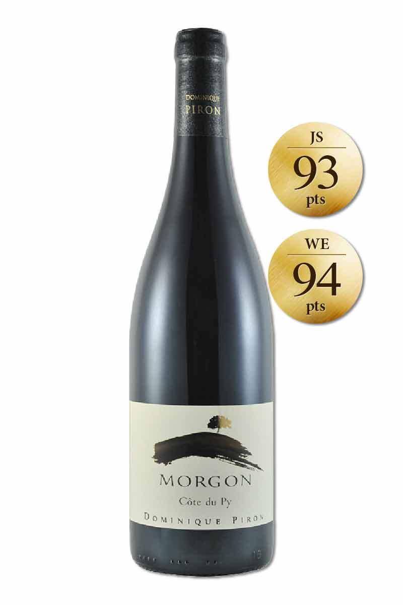 法國 薄酒萊 紅酒 > 碧紅酒莊 摩恭特級村莊單一莊園紅酒 2016
