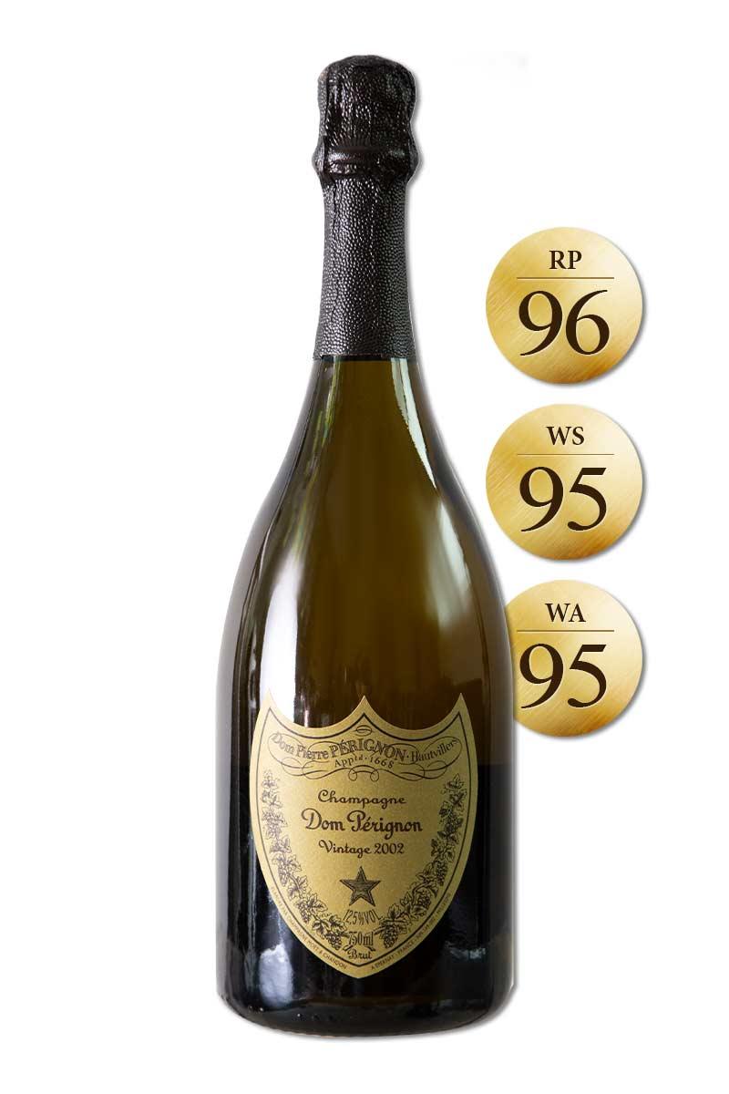 法國 香檳 > 香檳王 2002(熱銷完售)