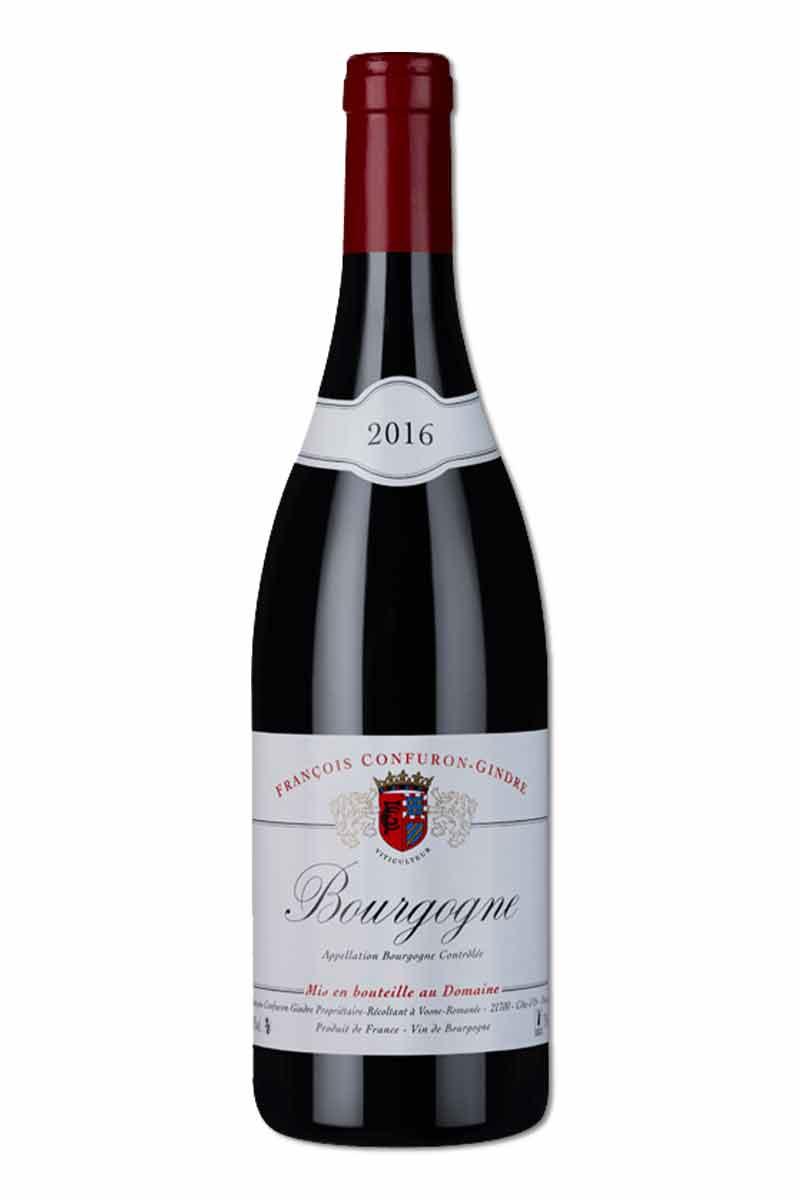 法國 布根地 紅酒 > 恭弗宏 - 讓德 布根地紅酒 2015