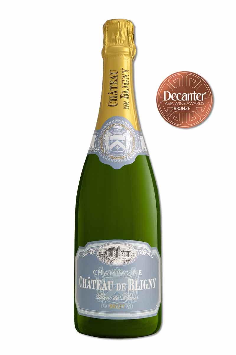 法國 香檳 > 布里尼城堡 白中白香檳