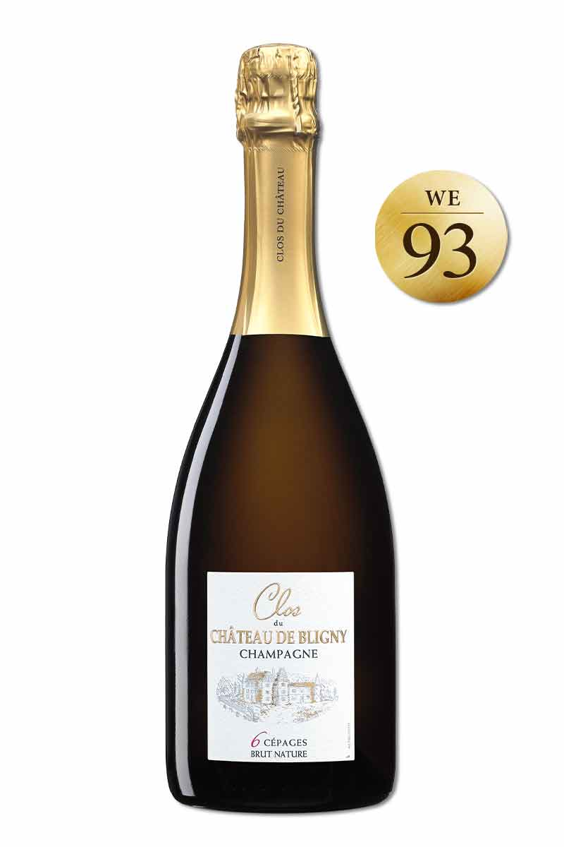 法國 香檳 > 布里尼城堡酒莊 單一園六品種 頂級香檳