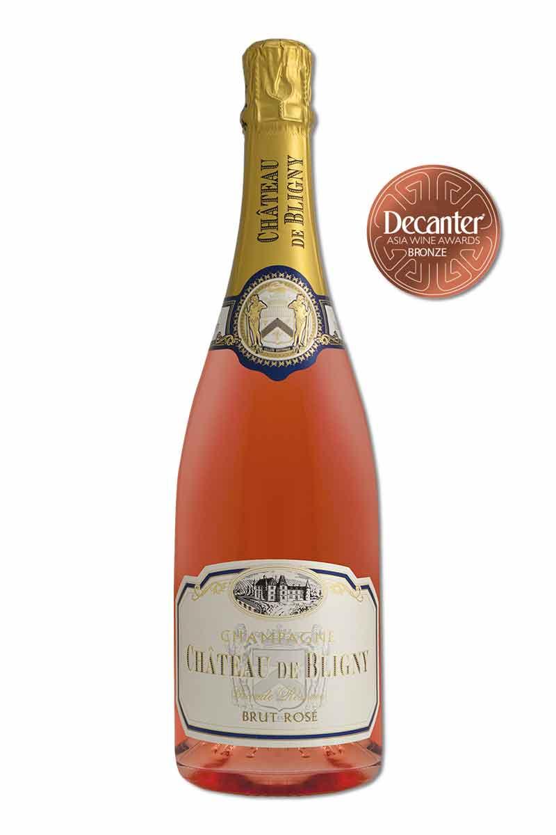 法國 香檳 > 布里尼城堡酒莊 粉紅香檳