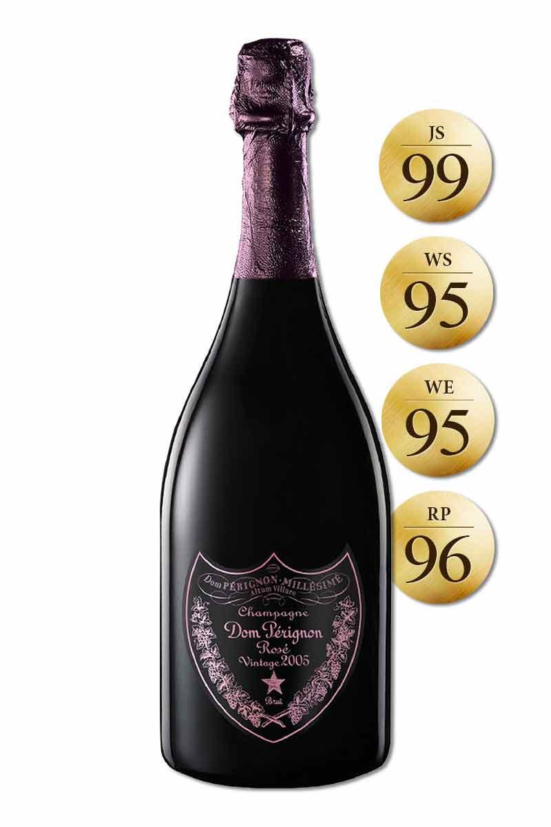 法國 香檳 > 粉紅香檳王 2005