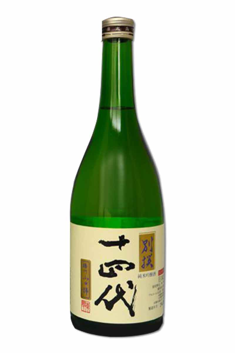 日本 清酒 > 十四代 別撰 純米吟釀 720ml