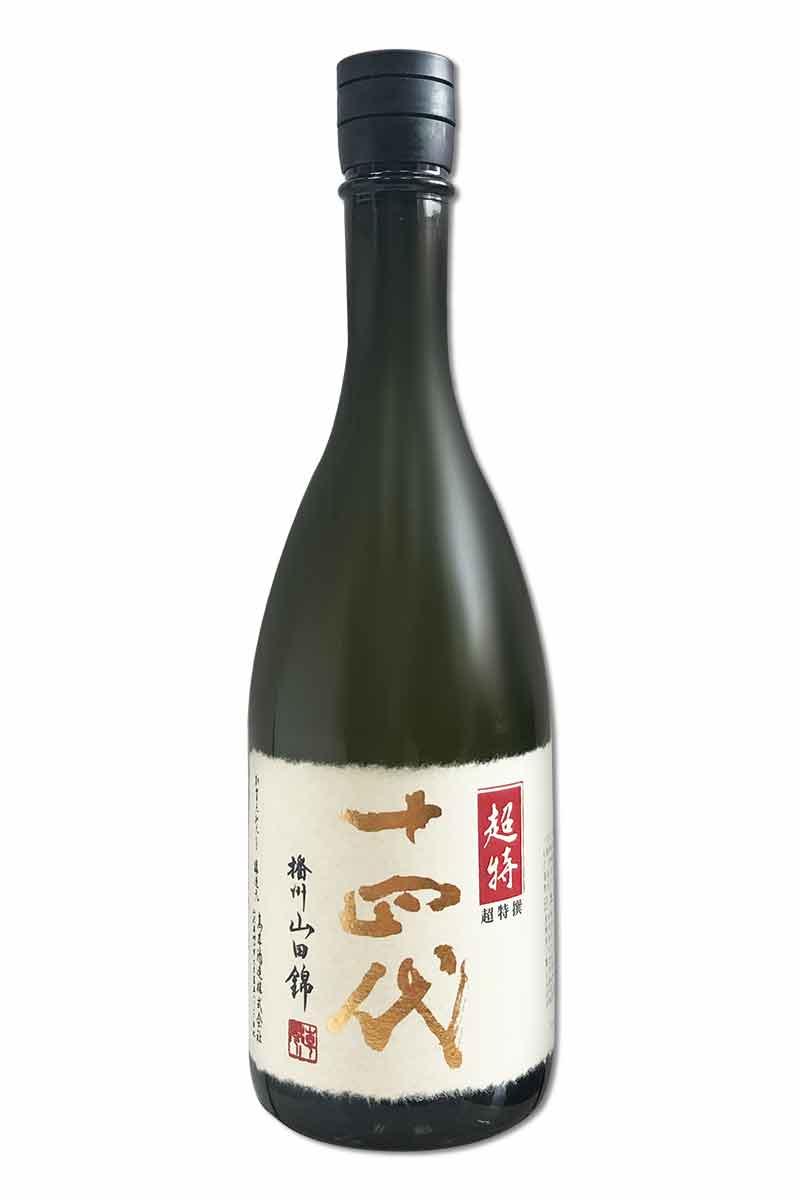 日本 清酒 > 十四代 超特撰 純米大吟釀 720ml