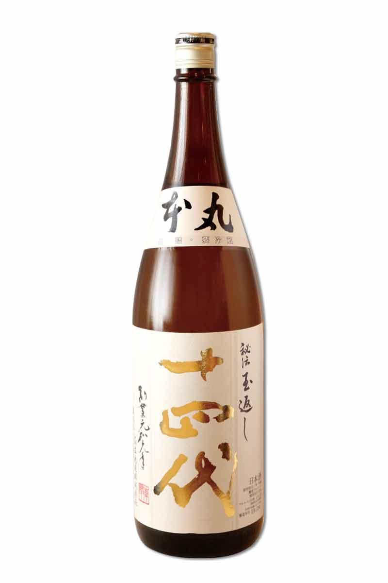 日本 清酒 > 十四代 本丸 特別本釀造 1800ml
