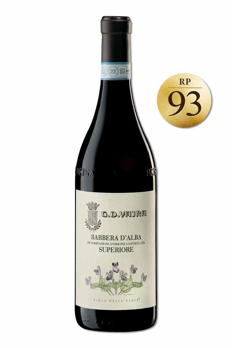 義大利 紅酒 > 拜拉酒莊 巴貝拉阿爾巴 特級紅葡萄酒