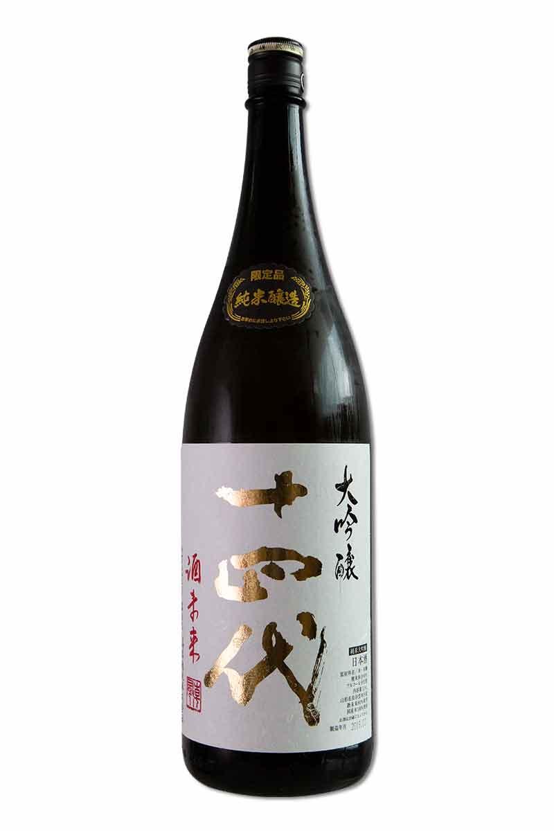 日本 清酒 > 十四代 酒未來 純米大吟釀 1800ml