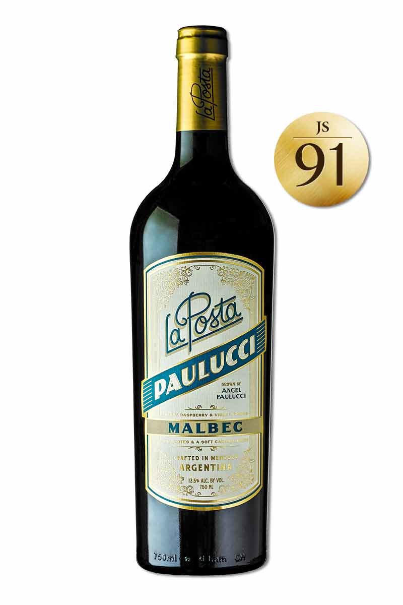阿根廷 紅酒 > 小農三號 保羅 梅爾貝紅酒 2018