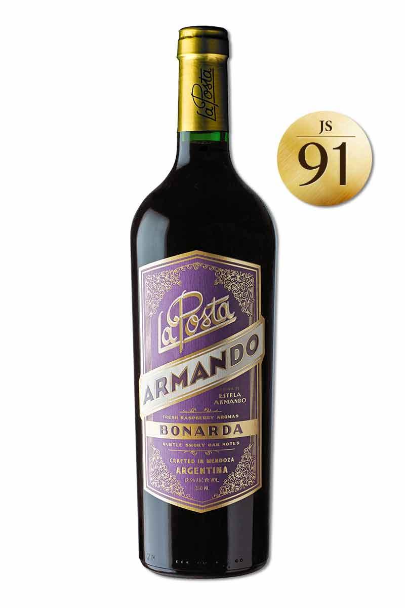 阿根廷 紅酒 > 小農五號 阿曼 柏納達紅酒 2018