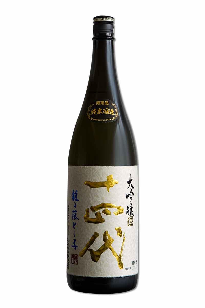 日本 清酒 > 十四代 純米大吟釀 龍之落子 1800ml