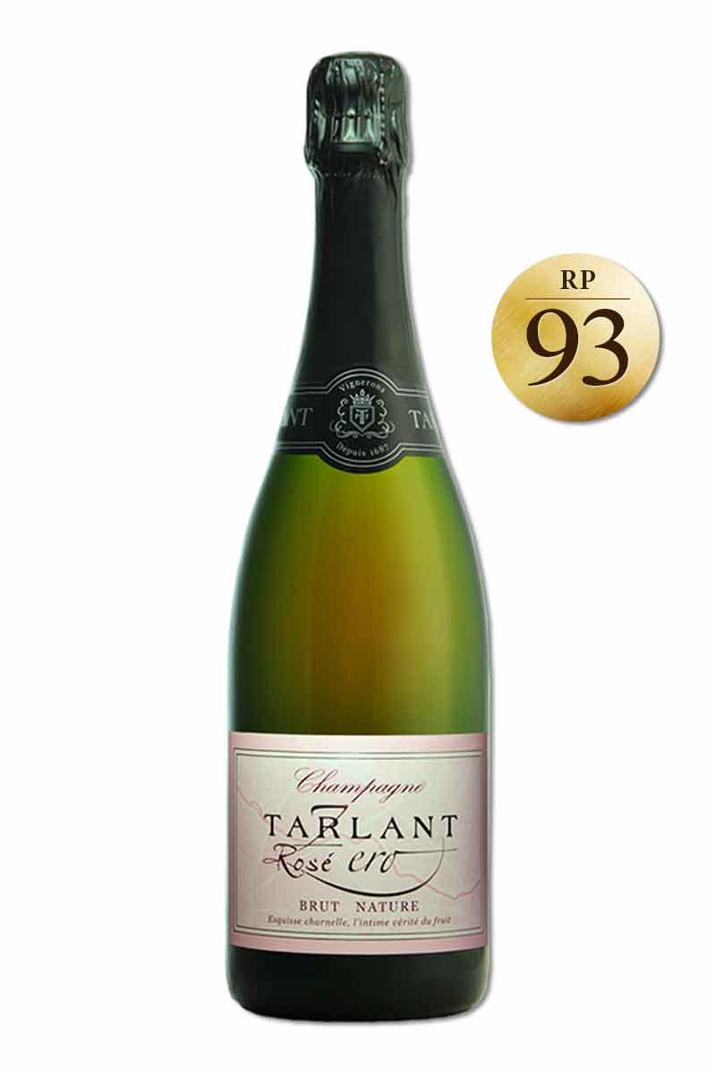 法國 香檳 > 塔隆酒莊 零度粉紅自然香檳