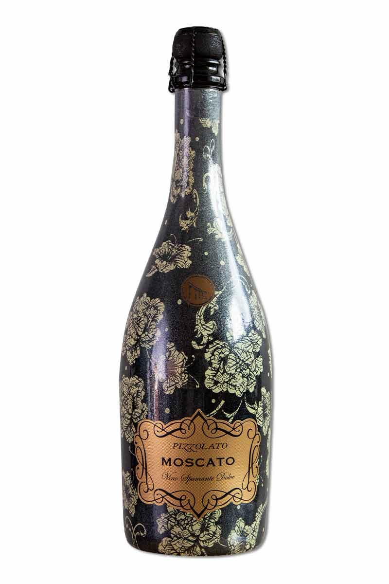 義大利 氣泡酒 > 皮裘菈朵酒莊 東方玫瑰 扶桑花蜜思嘉微甜氣泡酒