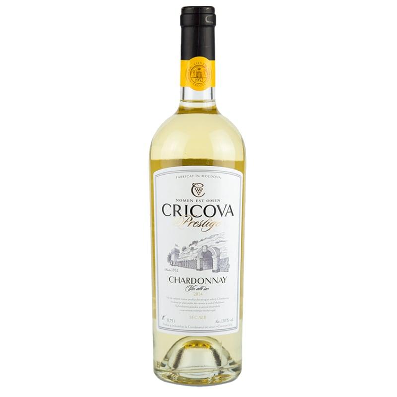 Cricova Prestige Chardonnay 2014