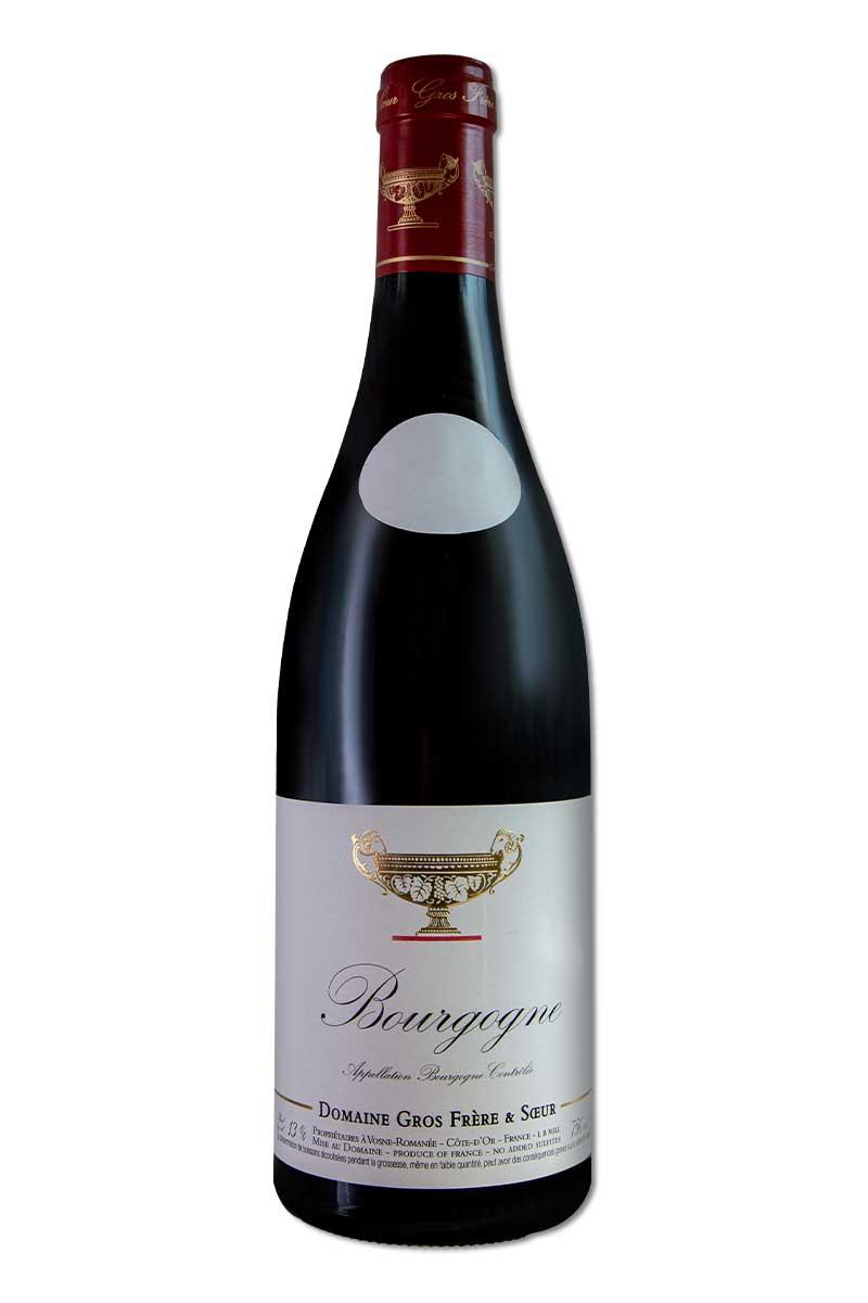 法國 布根地 紅酒 > 葛羅兄妹酒莊 布根地地區級紅酒 2017(熱銷完售)