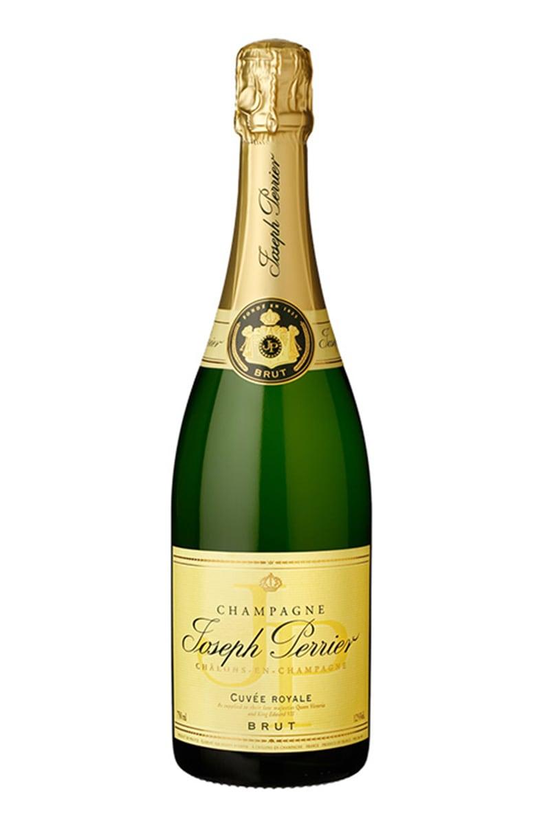 皇家系列無年份干型香檳 (雙入價)