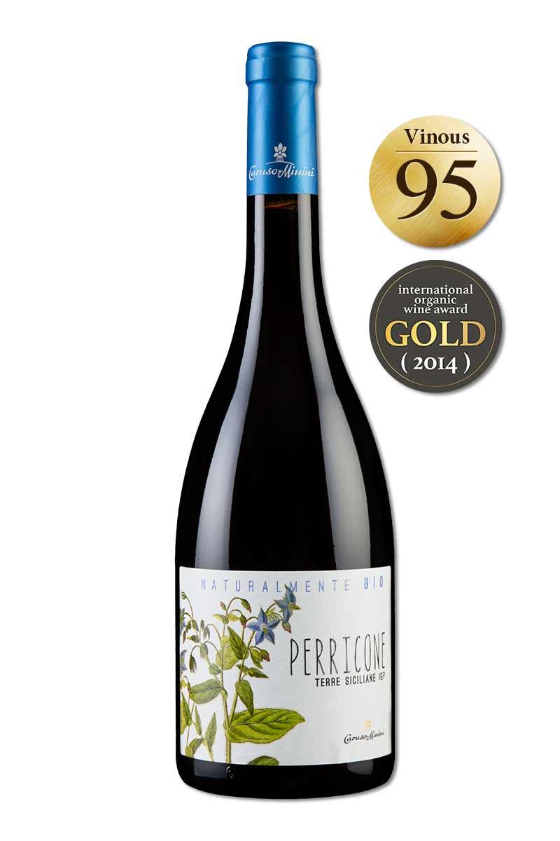 義大利 西西里 紅酒 > 佩麗蔻那 2017
