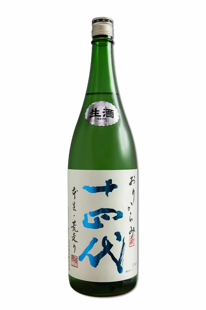 日本 清酒 > 十四代 角新 荒走 純米吟釀(熱銷完售)
