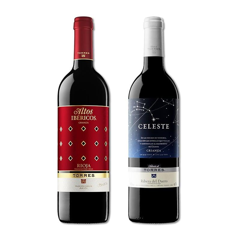西班牙多利士酒廠 星空紅酒+ 伊貝利克紅酒
