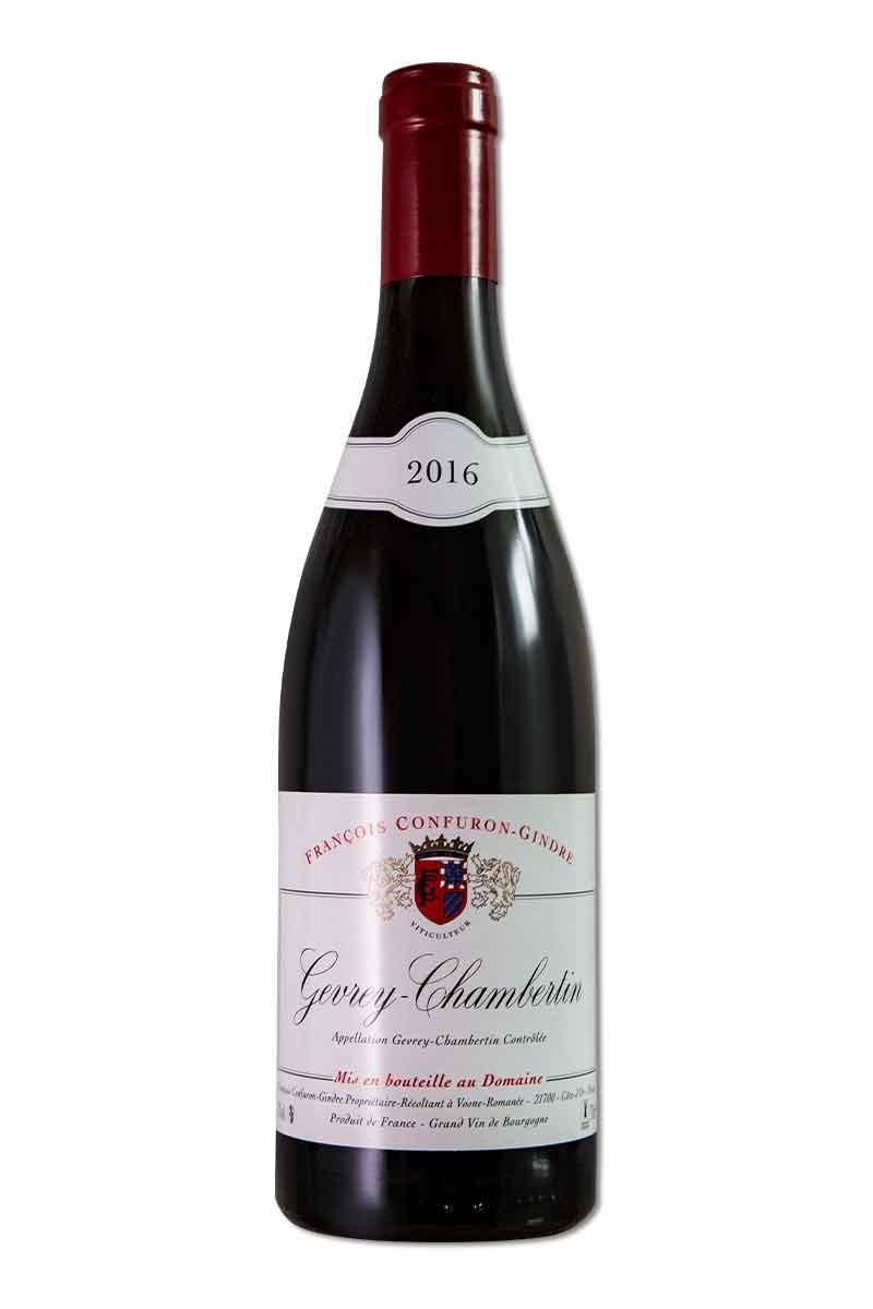 法國 布根地 紅酒 > 恭弗宏-讓德酒莊 哲維瑞香貝丹紅酒 2016