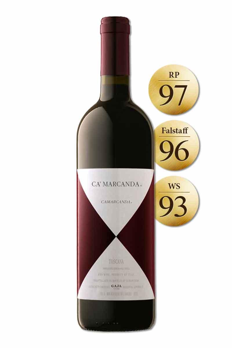 義大利 托斯卡納 紅酒 > 歌雅酒廠 卡瑪康達紅葡萄酒