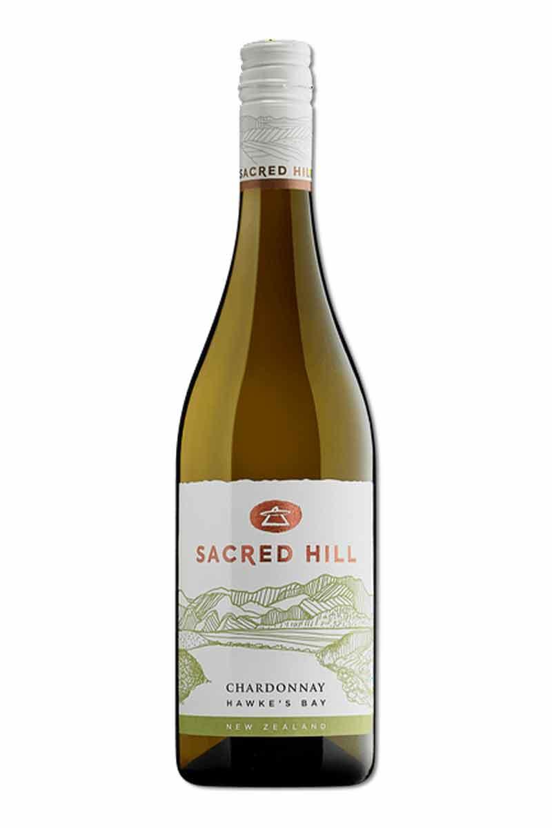 紐西蘭 白酒 > 聖山酒莊 霞多內白酒