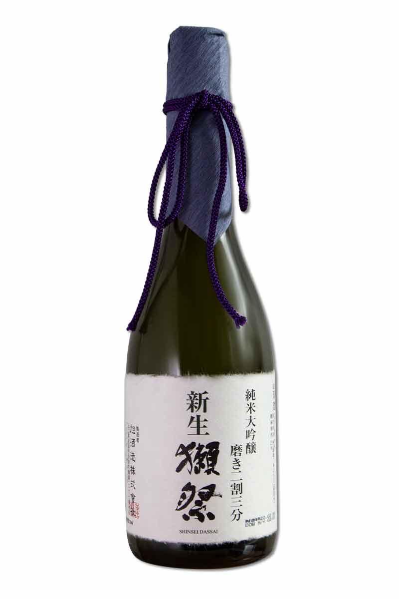 日本 清酒 > 獺祭新生二割三分 720ml(最後五瓶)