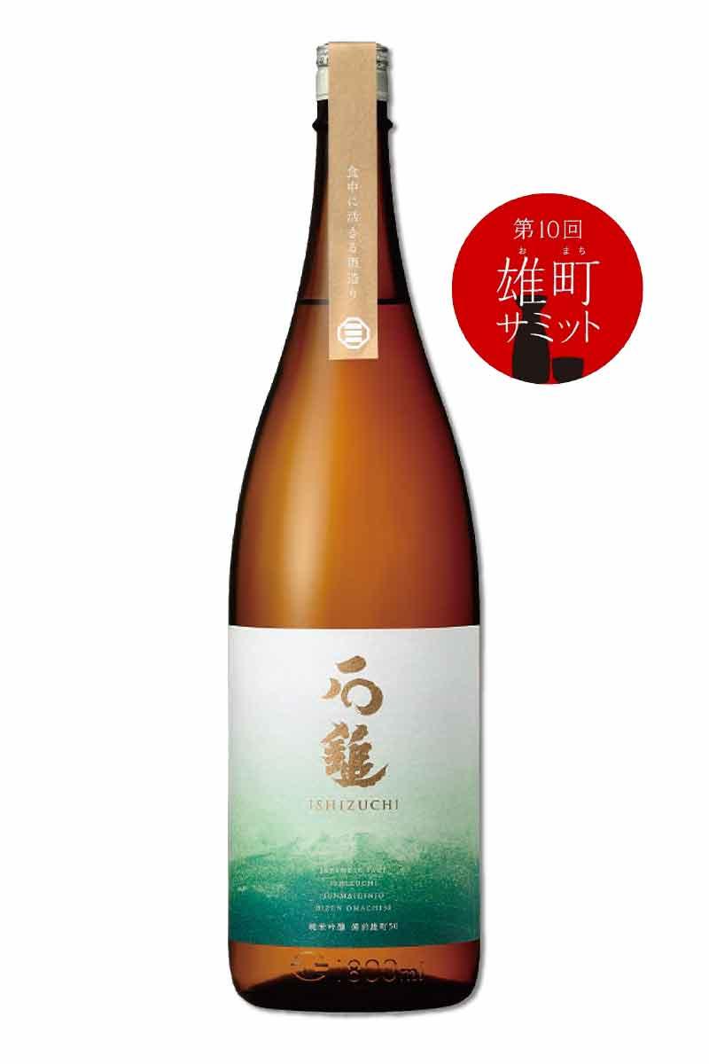 日本 清酒 > 石鎚 備前雄町50 純米吟釀 720ml