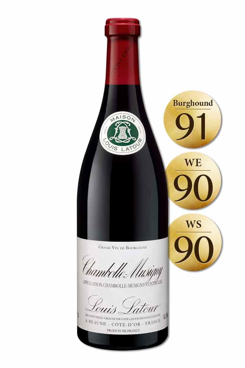 法國 布根地 紅酒 > 路易拉圖香波-蜜思妮紅葡萄酒 2014